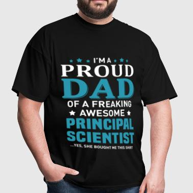 Principal Scientist - Men's T-Shirt