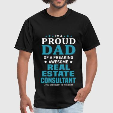 Real Estate Consultant - Men's T-Shirt