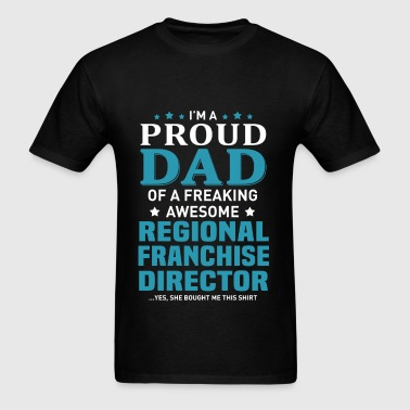 Regional Franchise Director - Men's T-Shirt