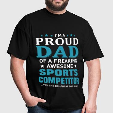 Sports Competitor - Men's T-Shirt