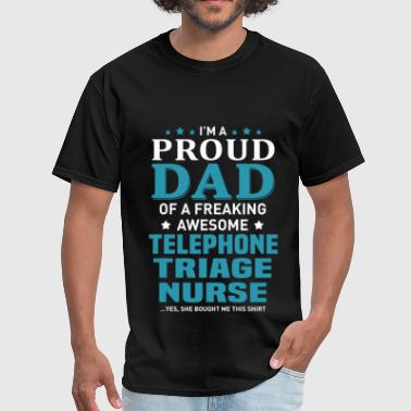 Triage Telephone Triage Nurse - Men's T-Shirt