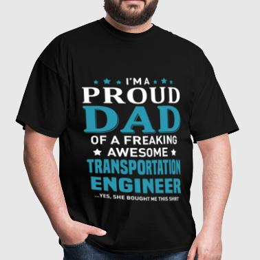 Transportation Engineer - Men's T-Shirt