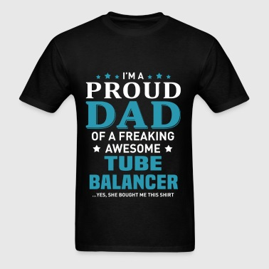 Tube Balancer - Men's T-Shirt