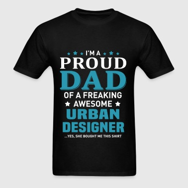Urban Designer - Men's T-Shirt