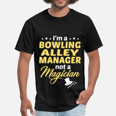 Bowling Alley Bowling Alley Manager - Men's T-Shirt
