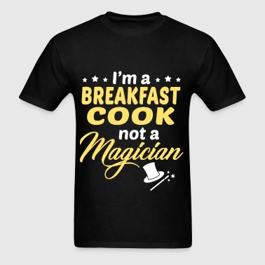 Breakfast Cook - Men's T-Shirt