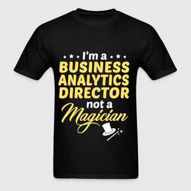 Business Analytics Director - Men's T-Shirt