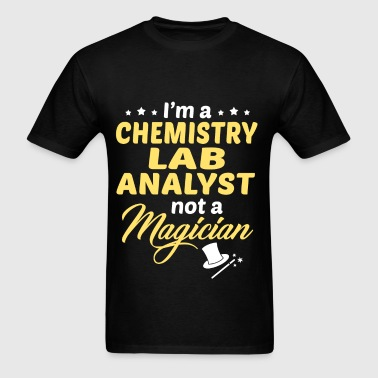 Chemistry Lab Analyst - Men's T-Shirt
