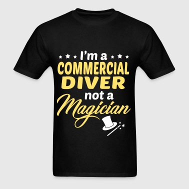 Commercial Diver - Men's T-Shirt