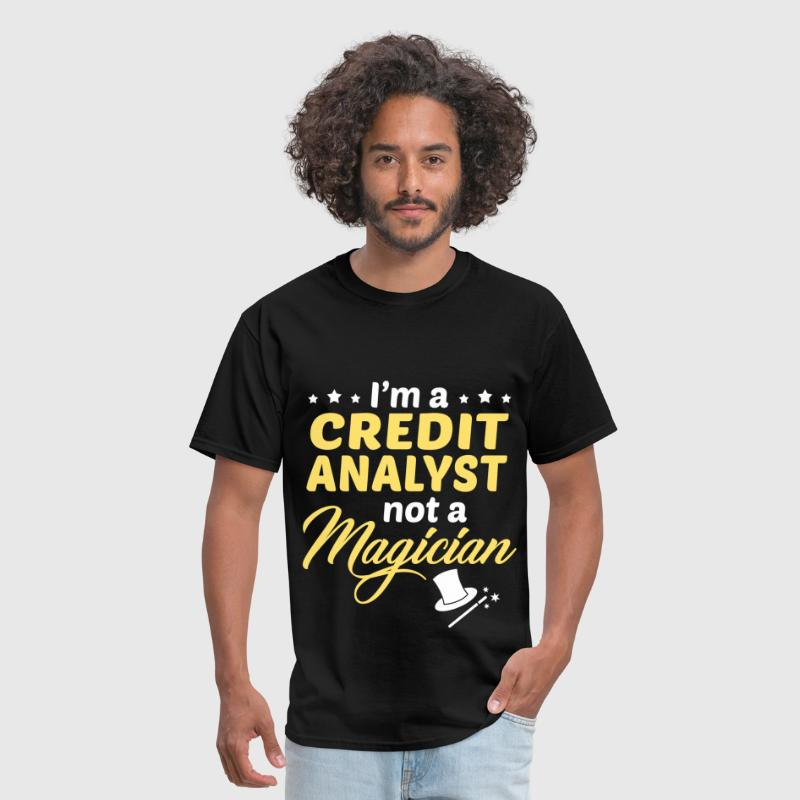 Credit Analyst - Men's T-Shirt
