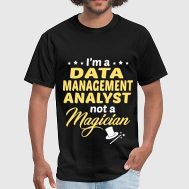 Data Management Analyst - Men's T-Shirt