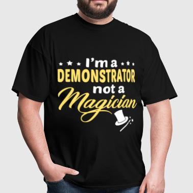 Demonstrator - Men's T-Shirt