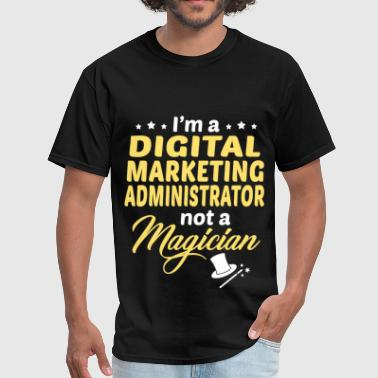Digital Marketing Administrator - Men's T-Shirt