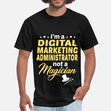 Digital Digital Marketing Administrator - Men's T-Shirt