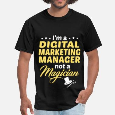 Digital Digital Marketing Manager - Men's T-Shirt
