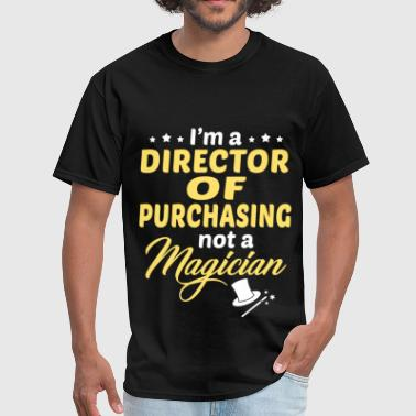 Director of Purchasing - Men's T-Shirt