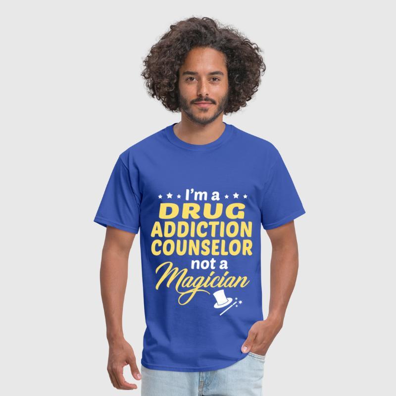 Drug Addiction Counselor By Bushking Spreadshirt