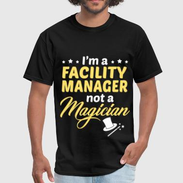Facility Manager Facility Manager - Men's T-Shirt