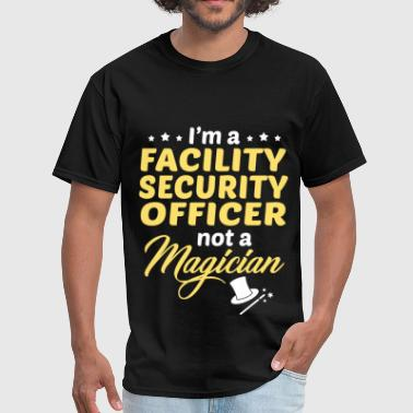 Facility Security Officer - Men's T-Shirt