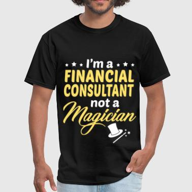 Consultants Financial Consultant - Men's T-Shirt