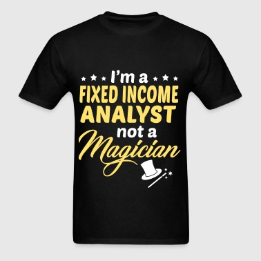 Fixed Income Analyst - Men's T-Shirt