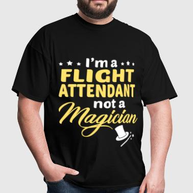 Flight Attendant - Men's T-Shirt
