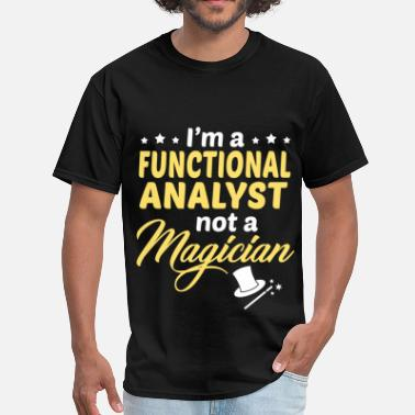 Family Function Functional Analyst - Men's T-Shirt