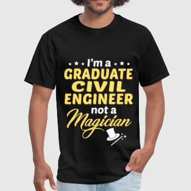 Graduate Civil Engineer - Men's T-Shirt