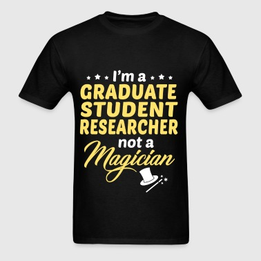 Graduate Student Researcher - Men's T-Shirt