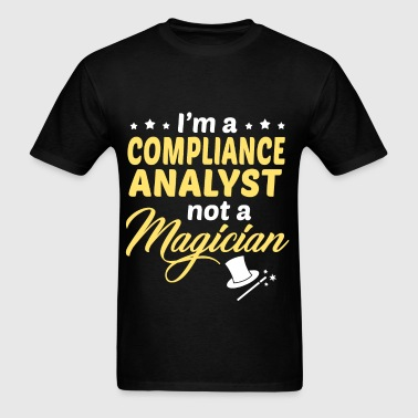 Compliance Analyst - Men's T-Shirt