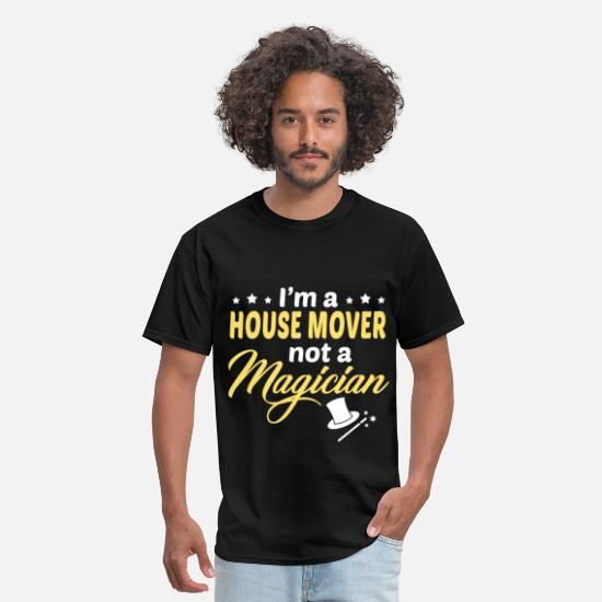 House Mover Apparel T-Shirts - House Mover - Men's T-Shirt black