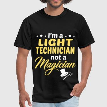 Light Technician - Men's T-Shirt