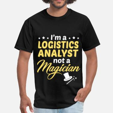 Logistics Analyst Logistics Analyst - Men's T-Shirt