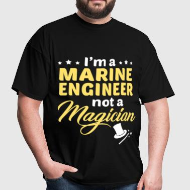 Marine Engineer - Men's T-Shirt