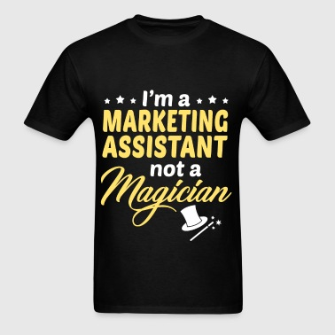 Marketing Assistant - Men's T-Shirt