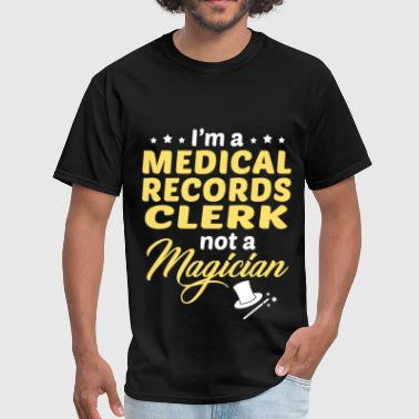 Medical Records Clerk - Men's T-Shirt