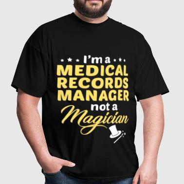 Medical Records Manager - Men's T-Shirt