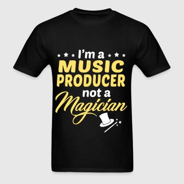 Music Producer - Men's T-Shirt