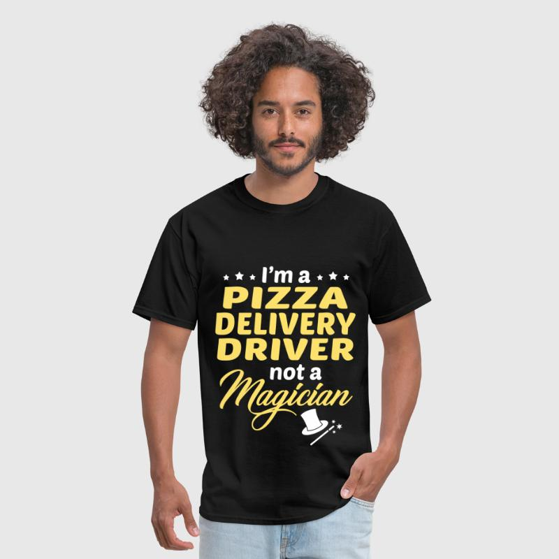Pizza Delivery Driver - Men's T-Shirt