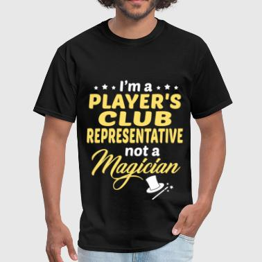 Player's Club Representative - Men's T-Shirt