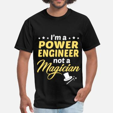 Power Engineer Power Engineer - Men's T-Shirt