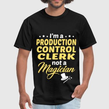 Production Control Clerk - Men's T-Shirt