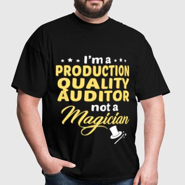 Production Quality Auditor - Men's T-Shirt