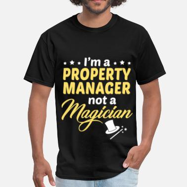 Property Manager Property Manager - Men's T-Shirt