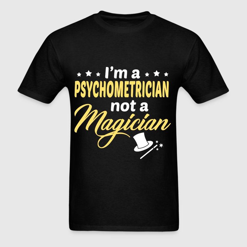 Psychometrician - Men's T-Shirt