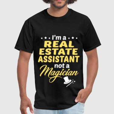 Real Estate Assistant - Men's T-Shirt