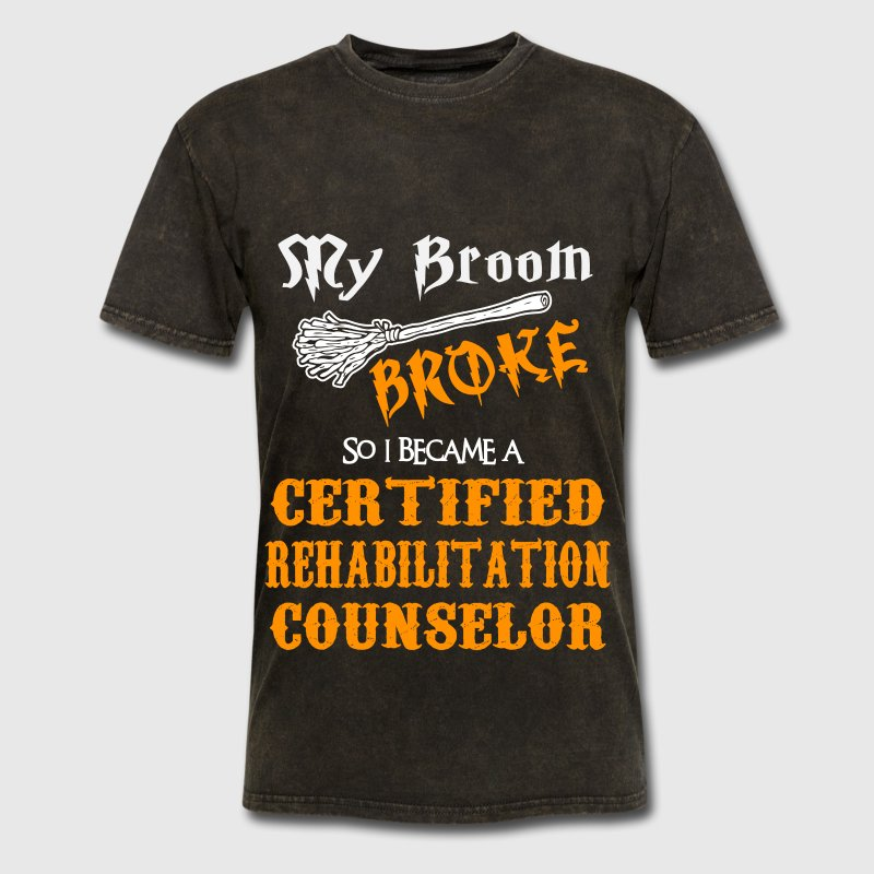 Certified Rehabilitation Counselor by bushking | Spreadshirt