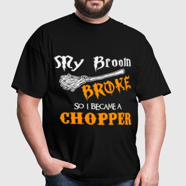 Chopper - Men's T-Shirt