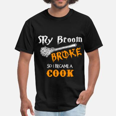 I Cook Cook - Men's T-Shirt