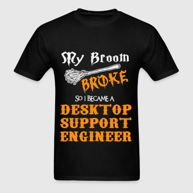 Desktop Support Engineer - Men's T-Shirt